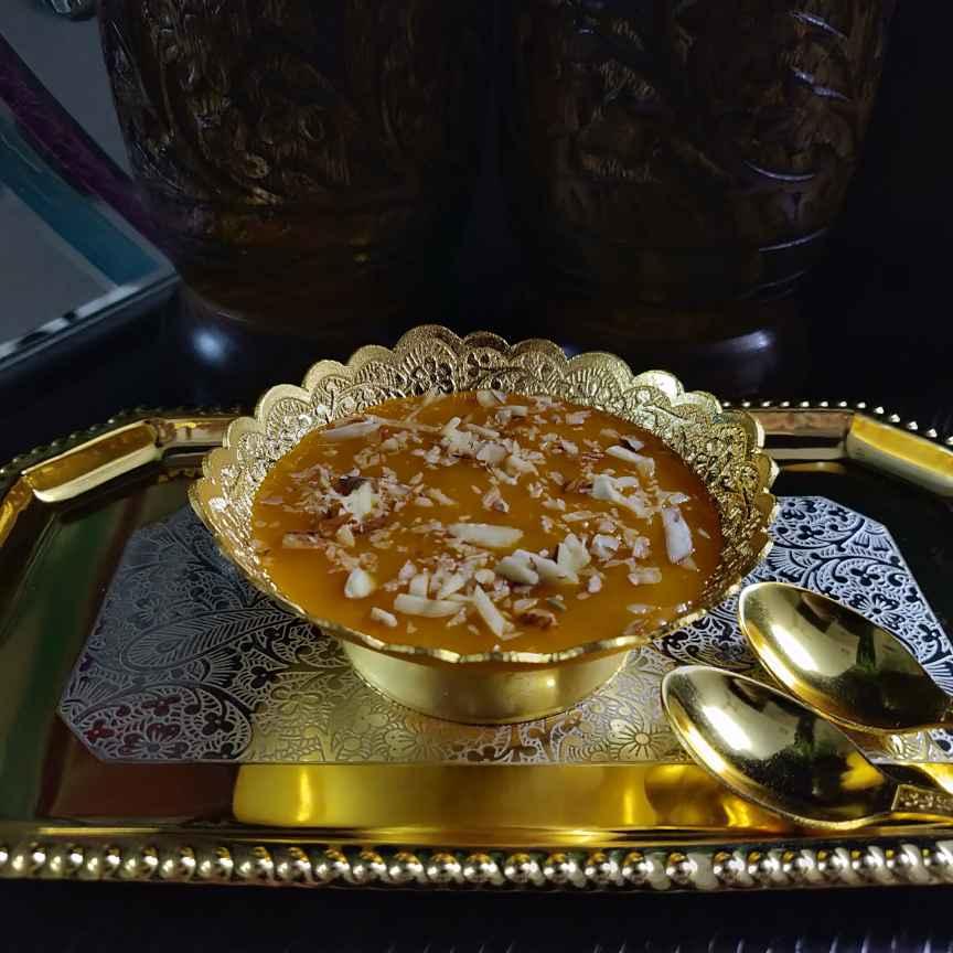 How to make Qubani Ka Meetha