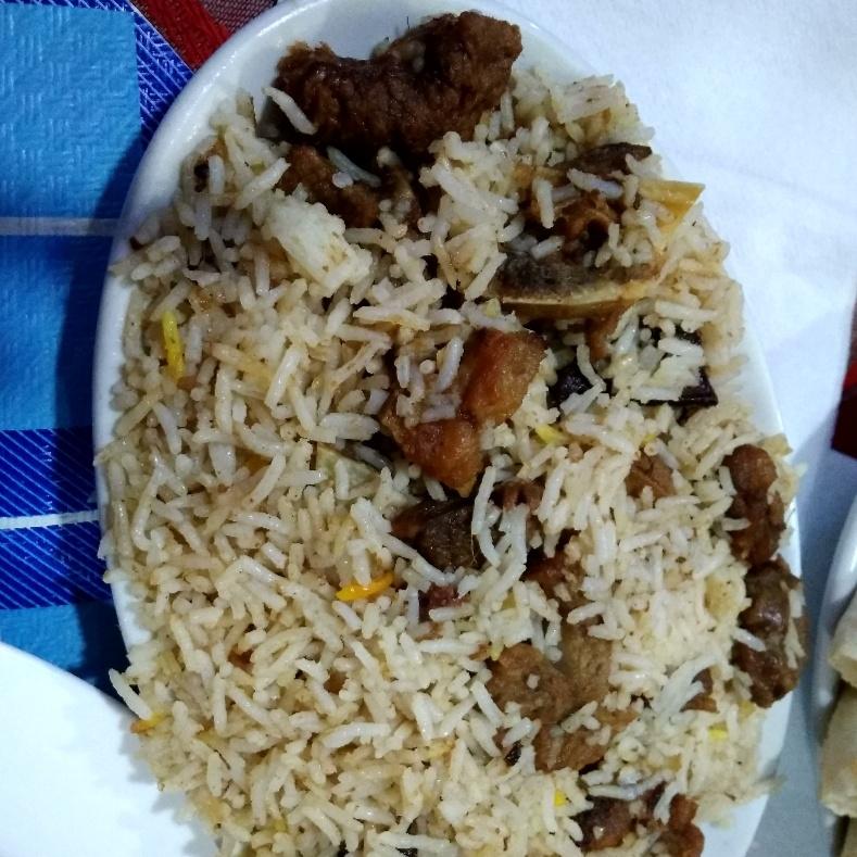 How to make mutton biriyani