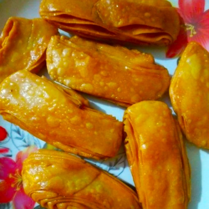How to make khaja