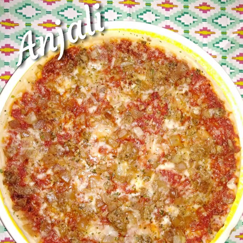 How to make Tuna pizza