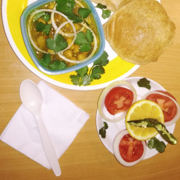 Photo of Chole Bhature by Anjali sahu at BetterButter