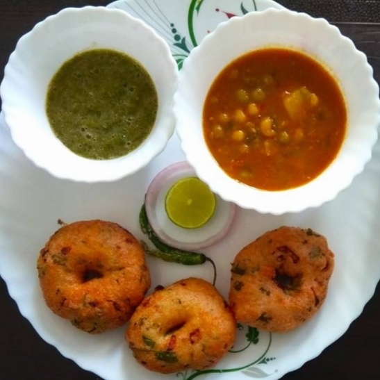 Photo of instant rava vada by Anjali sahu at BetterButter