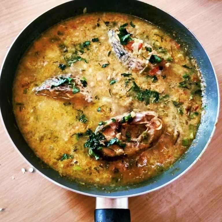 How to make Fish gravy