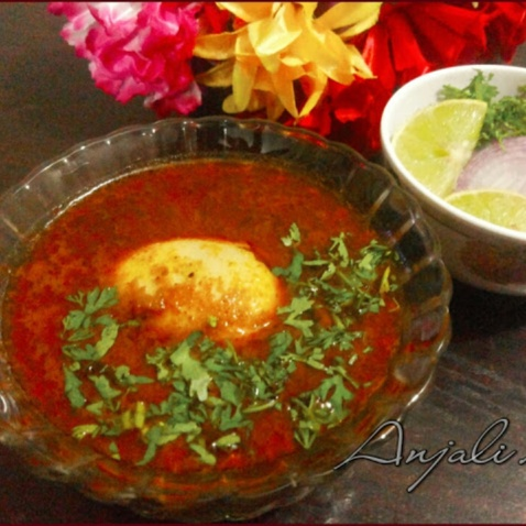 Photo of Egg Curry by Anjali Purandare at BetterButter