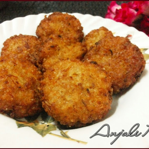 How to make Rice Cutlets