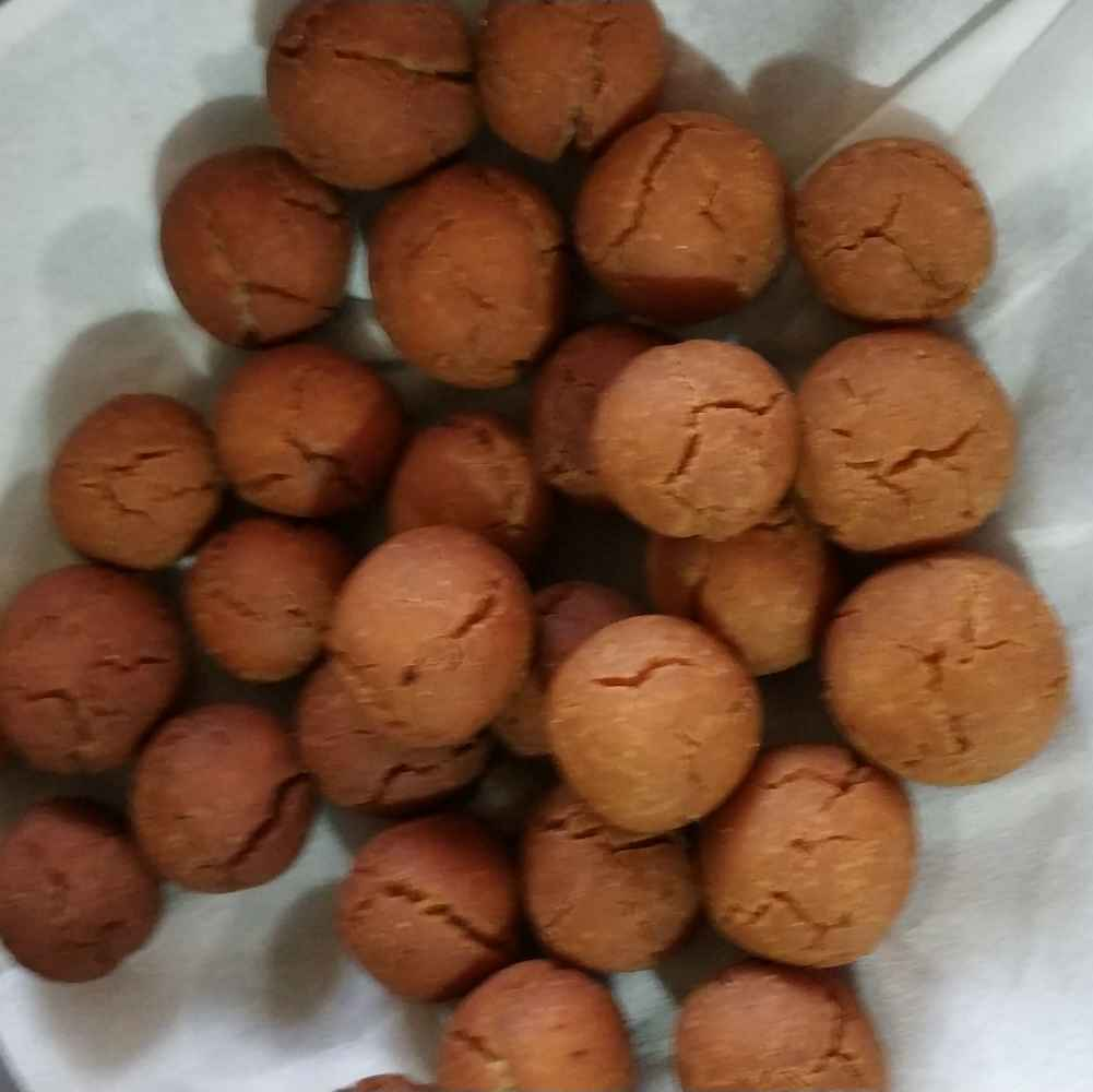 Photo of Golden brown sweet balls by anjali rane at BetterButter