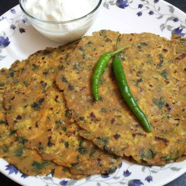 Photo of Healthy Paranthas   by Anjali Suresh at BetterButter