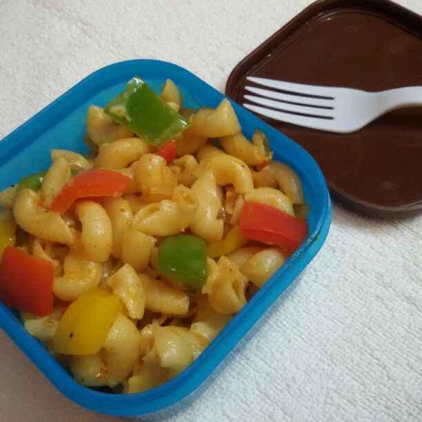 How to make Veg Macaroni
