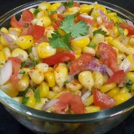 Photo of Masala Corn Salad   by Anjali Suresh at BetterButter