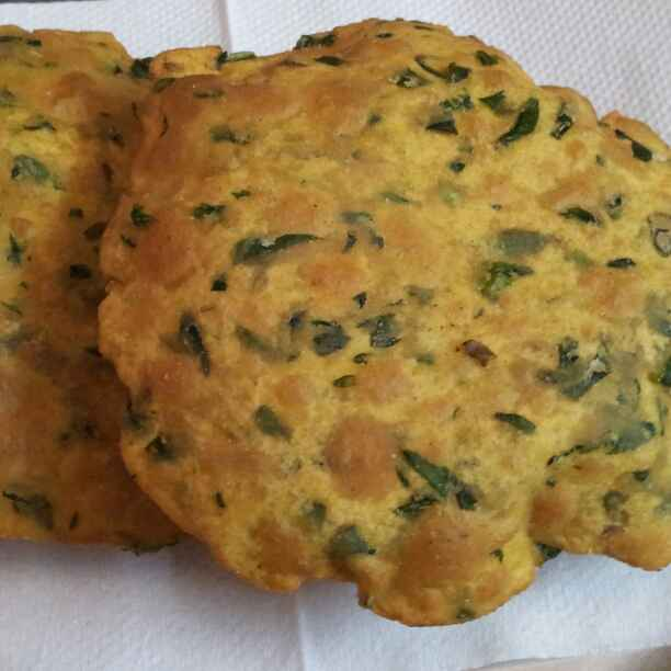 Photo of Methi Puris !! by Anjali Suresh at BetterButter