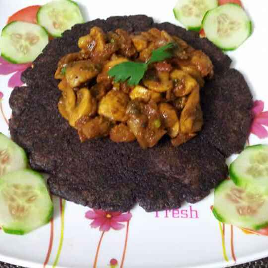 How to make Mushroom Masala(South Indian style)
