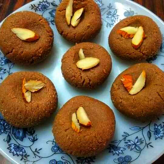 Photo of Chocolate Sandesh !! by Anjali Suresh at BetterButter