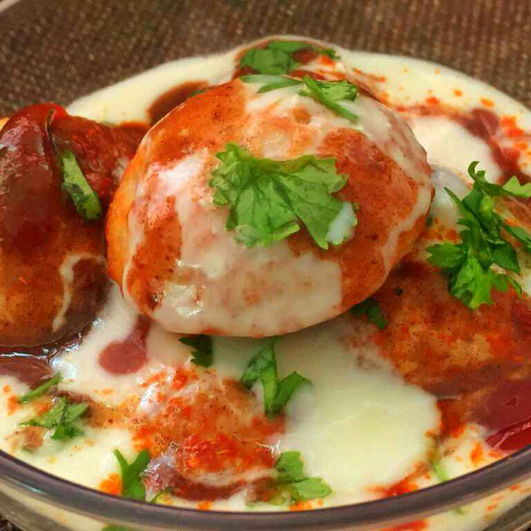 Photo of Healthy Dahi Appe chat !! by Anjali Suresh at BetterButter