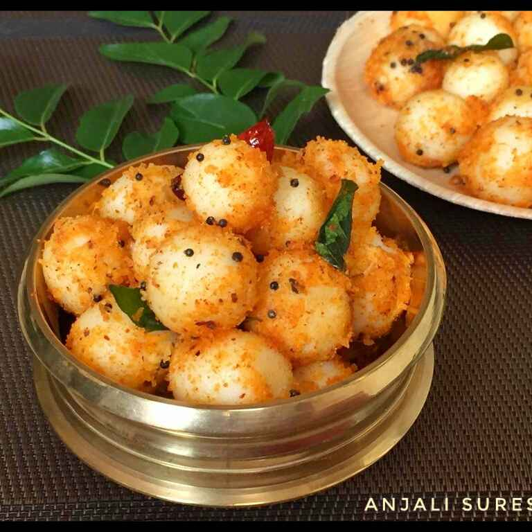 How to make Ammini Kozhakattai !!