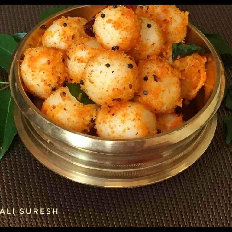 Photo of Ammini Kozhakattai !! by Anjali Suresh at BetterButter
