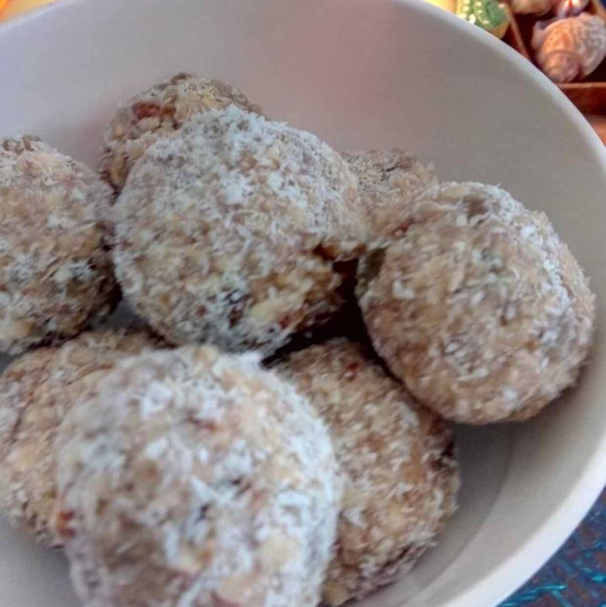How to make Oats laddoo