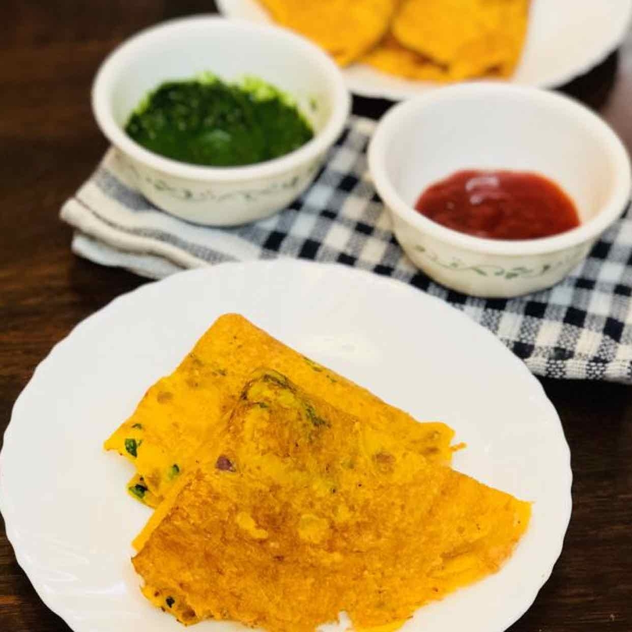 How to make Moong dal chilla
