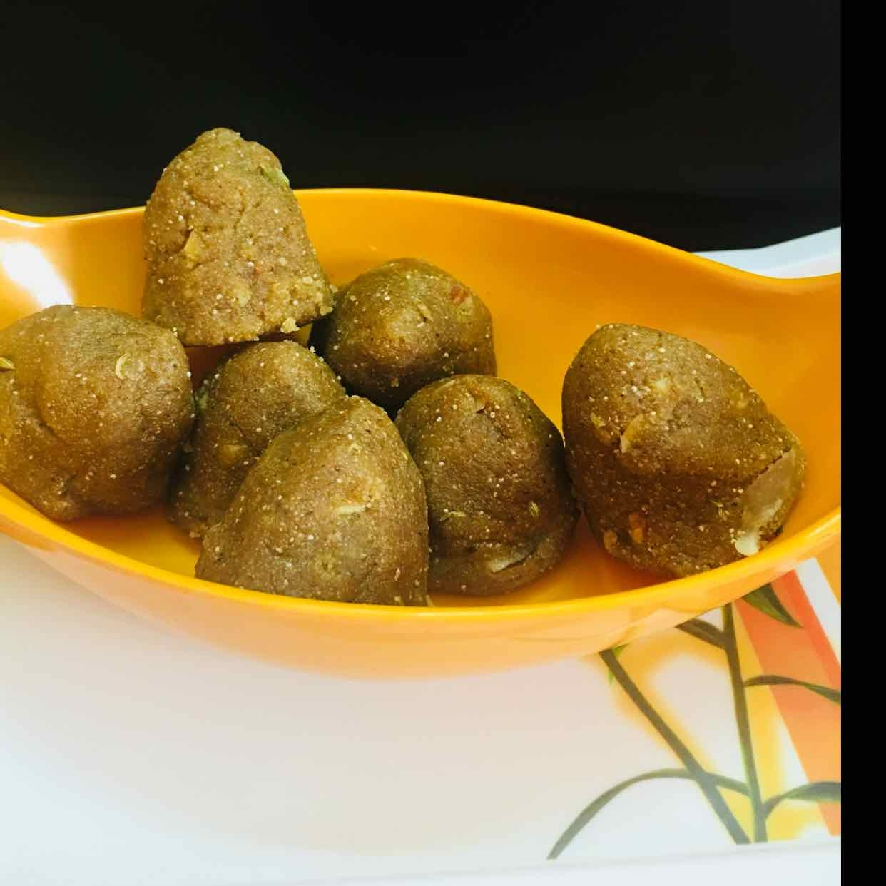 How to make Jaggery laddoo