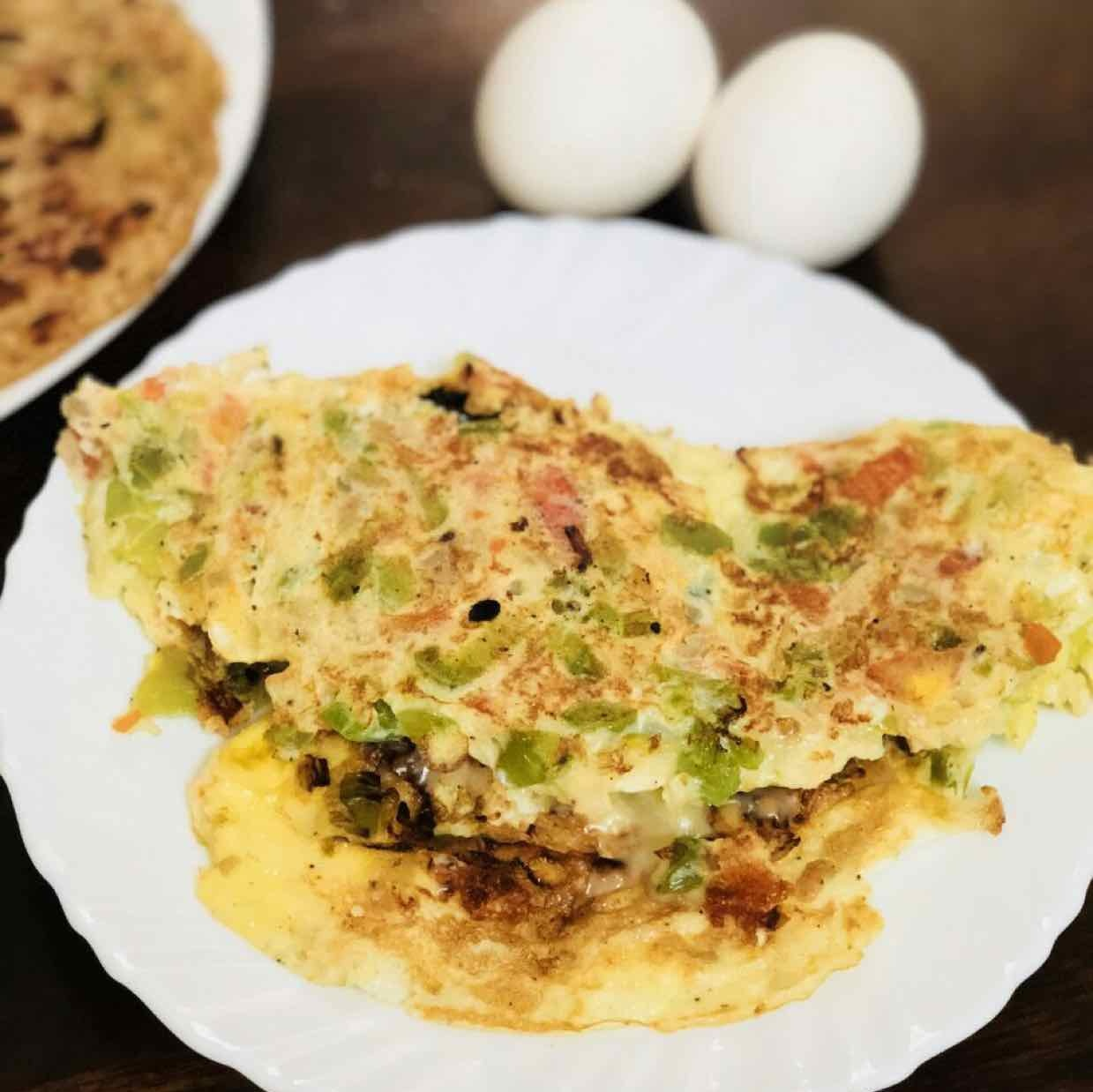 Photo of Spanish omelette by Anjali Valecha at BetterButter