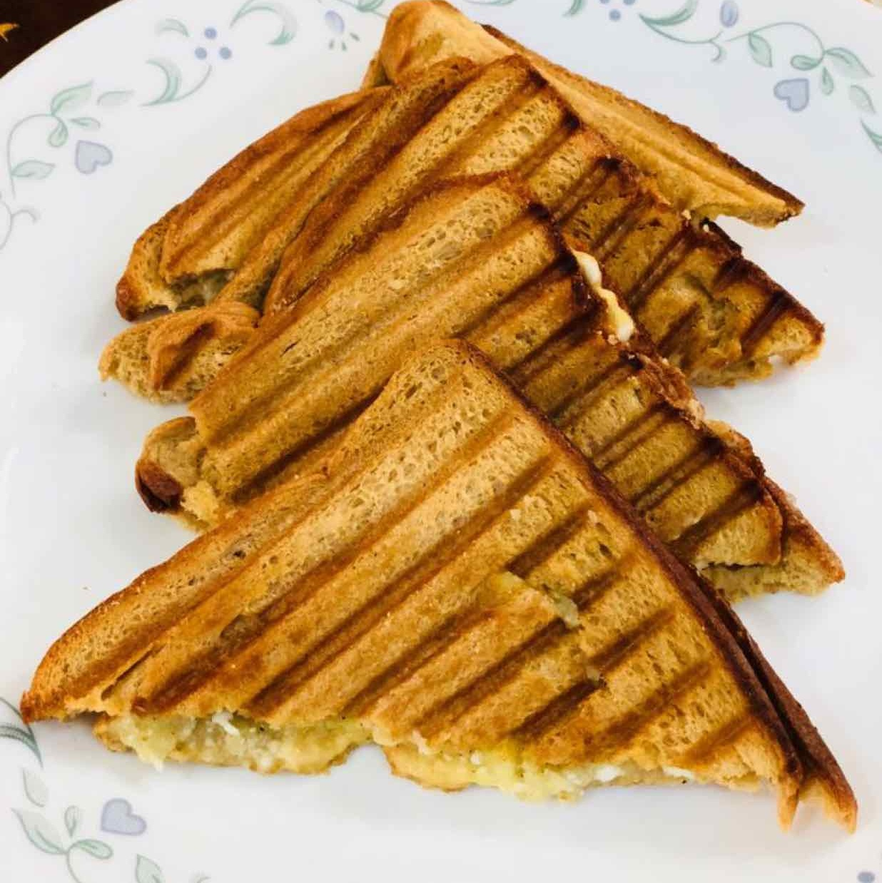 Photo of Grilled sandwich by Anjali Valecha at BetterButter