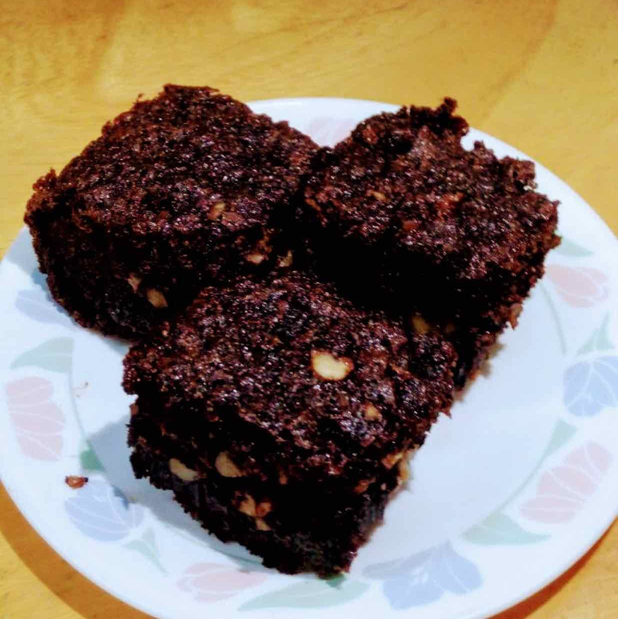 How to make Eggless brownies