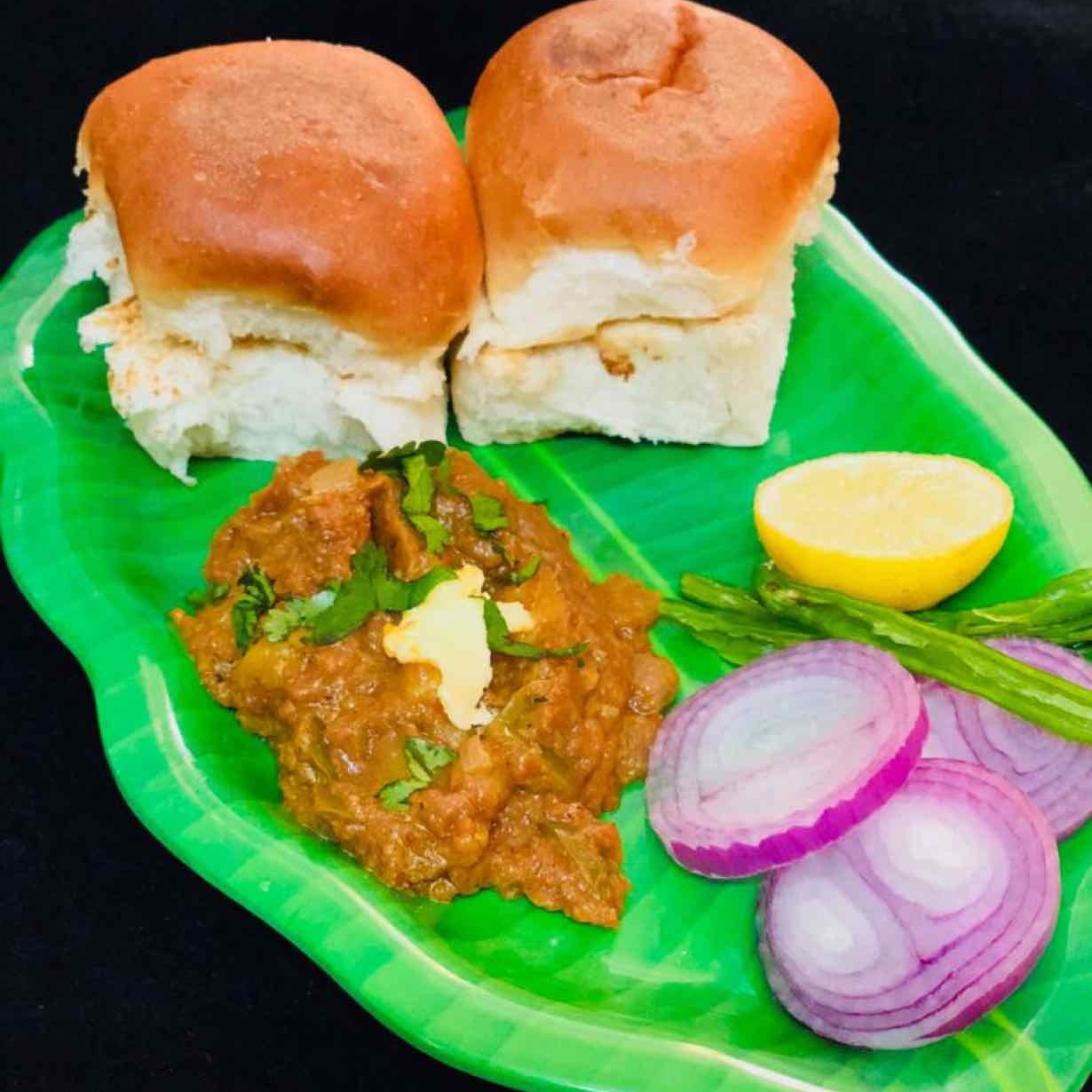 Photo of Pav bhaji by Anjali Valecha at BetterButter
