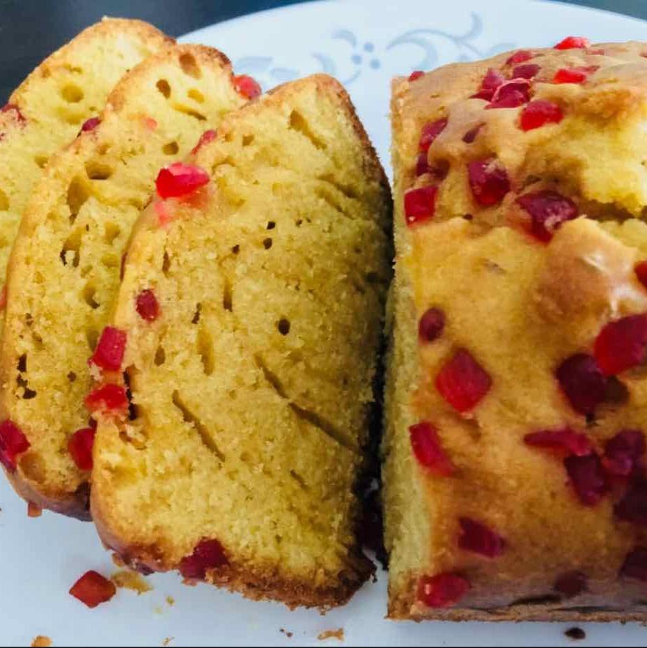 How to make वनीला टी टाइम केक