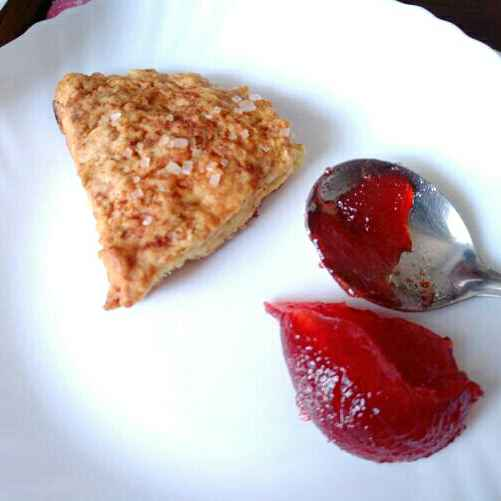Photo of Classic eggless scones by Anjali Valecha at BetterButter