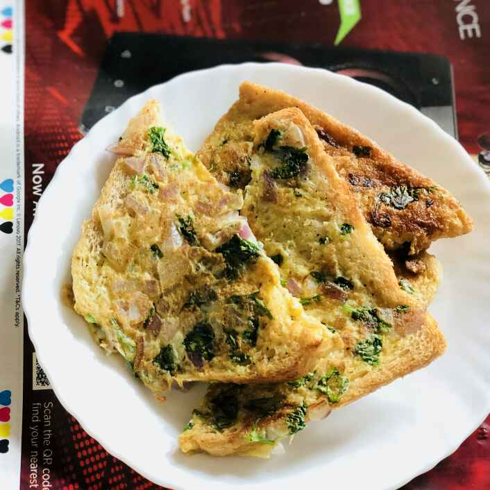 Photo of Omlet toast by Anjali Valecha at BetterButter