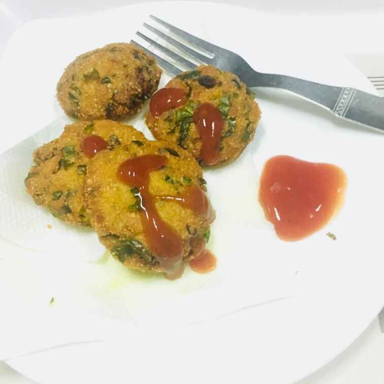 Photo of Aloo cutlets by Anjali Valecha at BetterButter