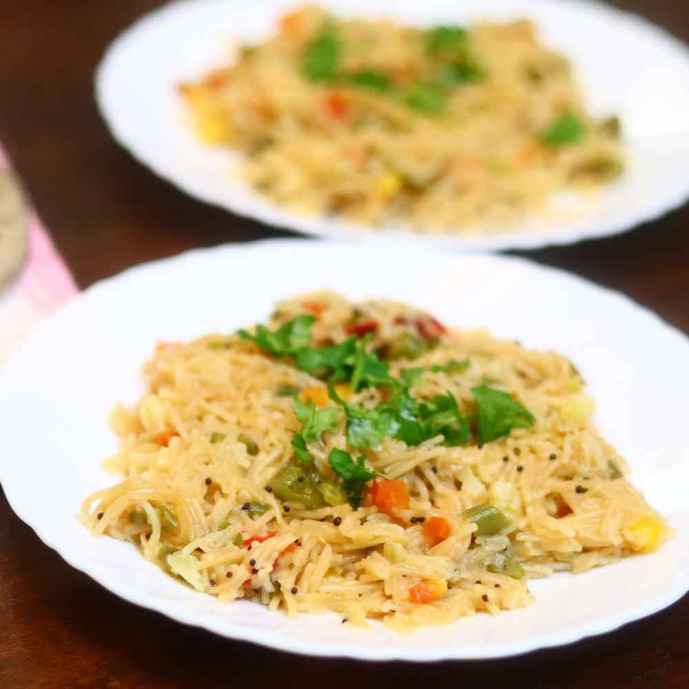 Photo of Vermicelli upma by Anjali Valecha at BetterButter