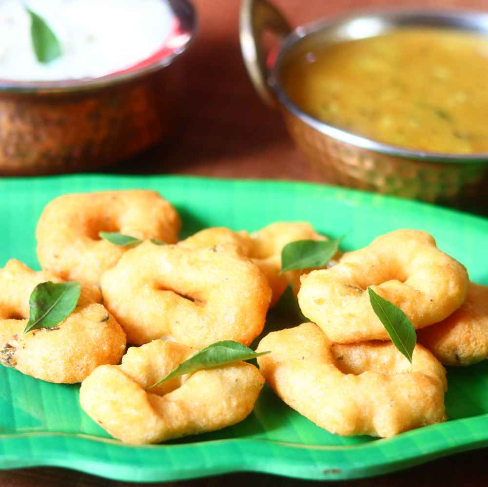 Photo of Medu vadas by Anjali Valecha at BetterButter