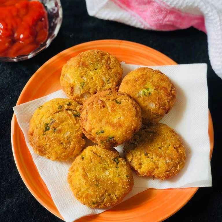 Photo of Chana dal vada by Anjali Valecha at BetterButter