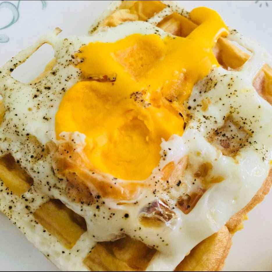 Photo of Classic belgian waffles by Anjali Valecha at BetterButter