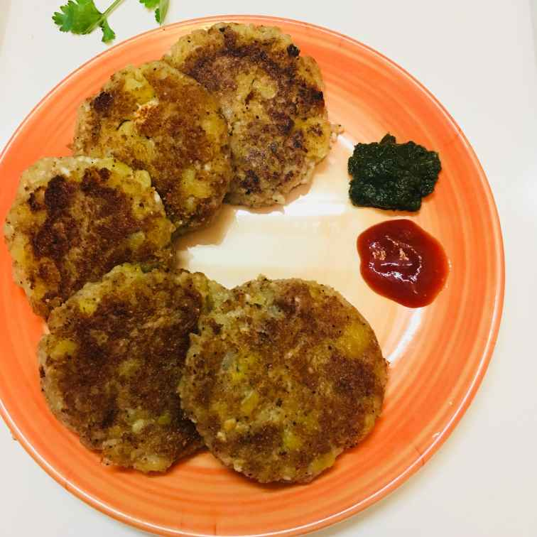 Photo of Aloo paneer tikki by Anjali Valecha at BetterButter