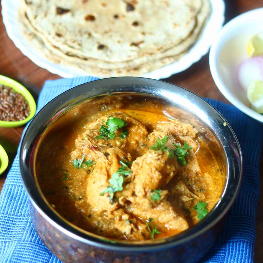 Photo of Healthy handi chicken by Anjali Valecha at BetterButter