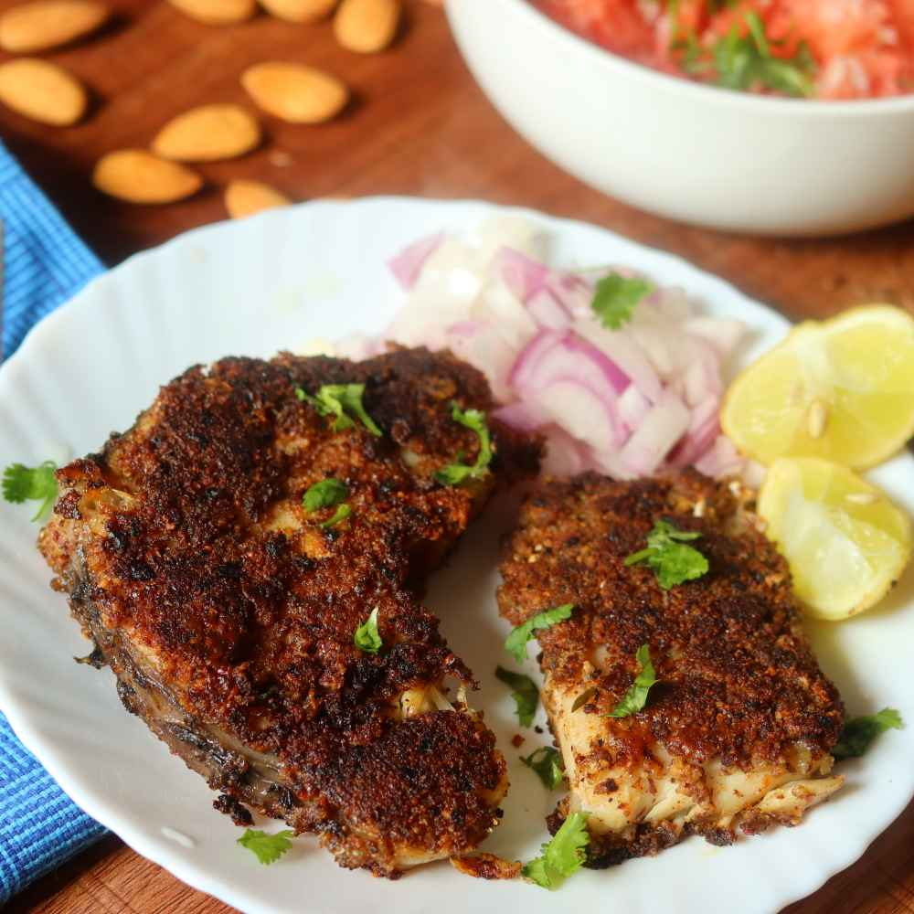 Photo of Crusted fish by Anjali Valecha at BetterButter