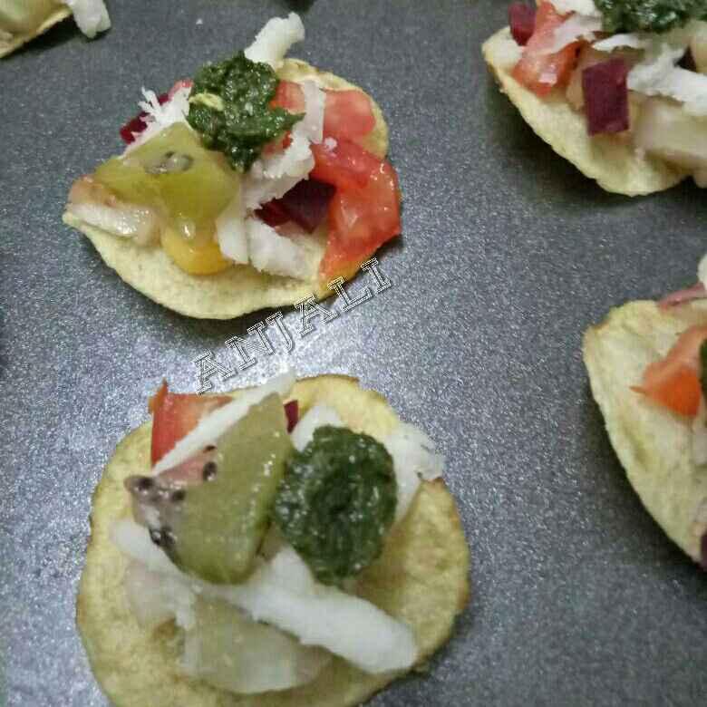 How to make Yummy salsa Bites
