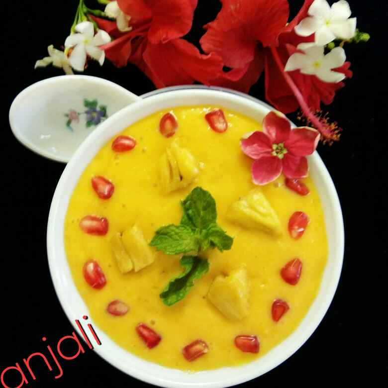 Photo of Goldan glow kheer by Anjali sunayna Verma at BetterButter