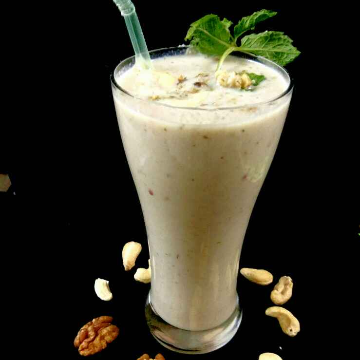 Photo of Healthy Breakfast in a Glass by Anjali sunayna Verma at BetterButter
