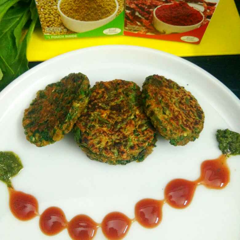 Photo of Healthy tikki by Anjali sunayna Verma at BetterButter