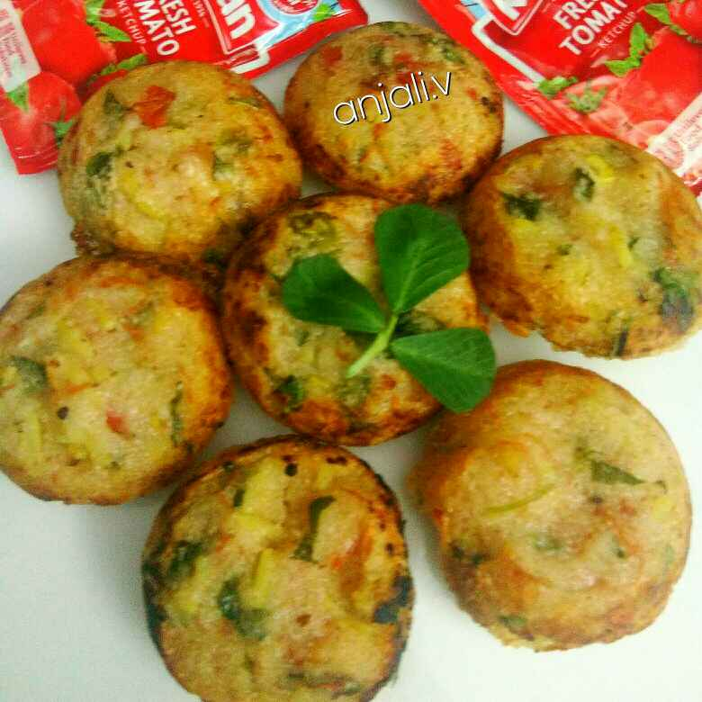 Photo of Methi ke appe by Anjali sunayna Verma at BetterButter