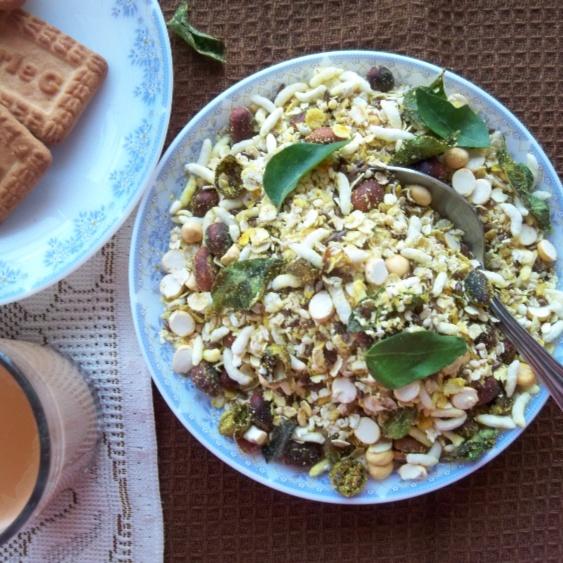 Photo of Oats Chivda  by Anjana Rao at BetterButter