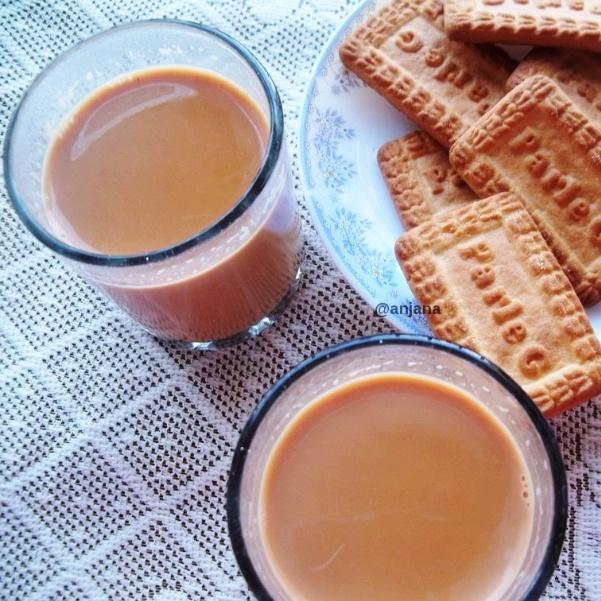 Photo of Ginger Tea/ Adrak Wali Chai  by Anjana Rao at BetterButter