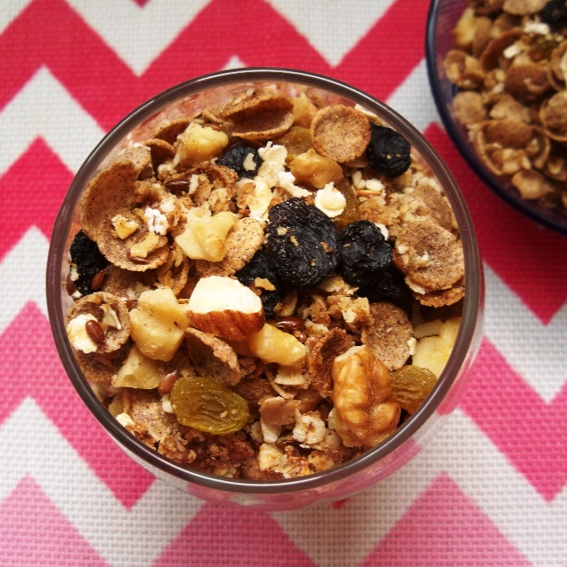 How to make Stove top Granola