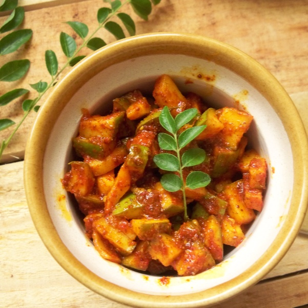 Photo of Instant Mango Pickle by Anjana Rao at BetterButter
