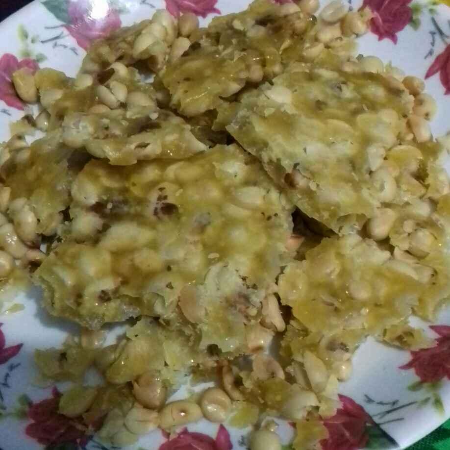 Photo of Peanut chikki by Anjani Rajwar at BetterButter