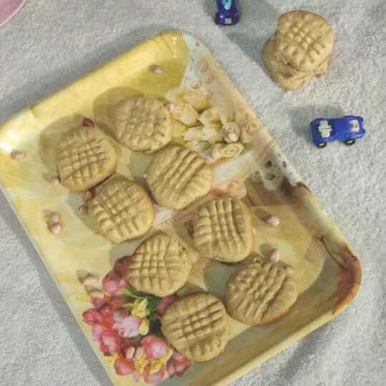 Photo of Peanut butter cookies by Anjani Rajwar at BetterButter