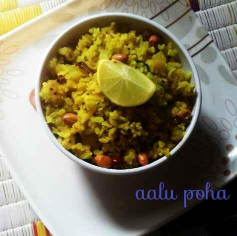 Photo of Aalu poha by Anjani Rajwar at BetterButter
