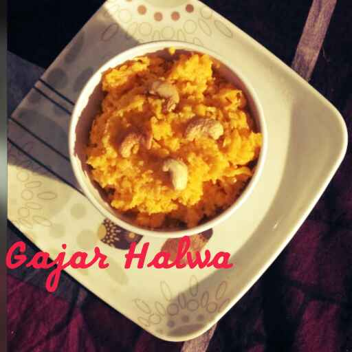 Photo of Carrot Halwa by Anjani Rajwar at BetterButter